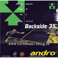 andro Backside 35