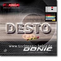 Donic Desto F1 HS