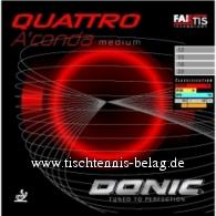 Donic Quattro A Conda Medium