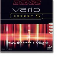 Donic Vario Cooper S