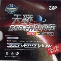 Friendship 729 RITC God Favored SST
