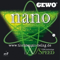 GEWO nano X-Speed