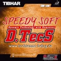 Tibhar Speedy Soft D TecS VIP